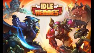Download Idle Heroes Mod APK (Unlimited Gems) 3