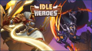 Download Idle Heroes Mod APK (Unlimited Gems) 1