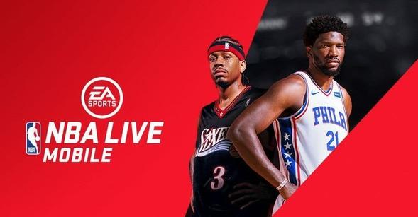NBA live basketball mod apk download