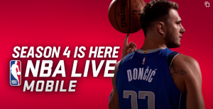 NBA Live Mobile Mod APK Download (UNLIMITED MONEY) 5