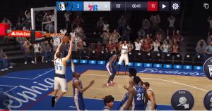NBA Live Mobile Mod APK Download (UNLIMITED MONEY) 1