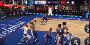 NBA Live Mobile Mod APK Download (UNLIMITED MONEY) 2