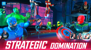 Marvel Strike Force Mod APK (unlimited everything) 4