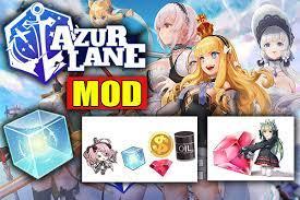 Azur Lane mod APK (Unlimited Money, Gems, No Ads) 4