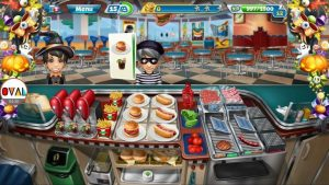 Cooking Fever mod APK – Download for Unlimited Gems and Diamonds 5