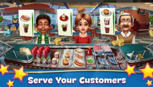 Cooking Fever mod APK – Download for Unlimited Gems and Diamonds 2