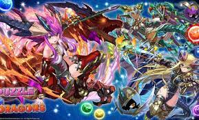 Puzzle and Dragons mod APK (Unlimited magic stones & Power) 1