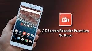 download az screen recorder apk